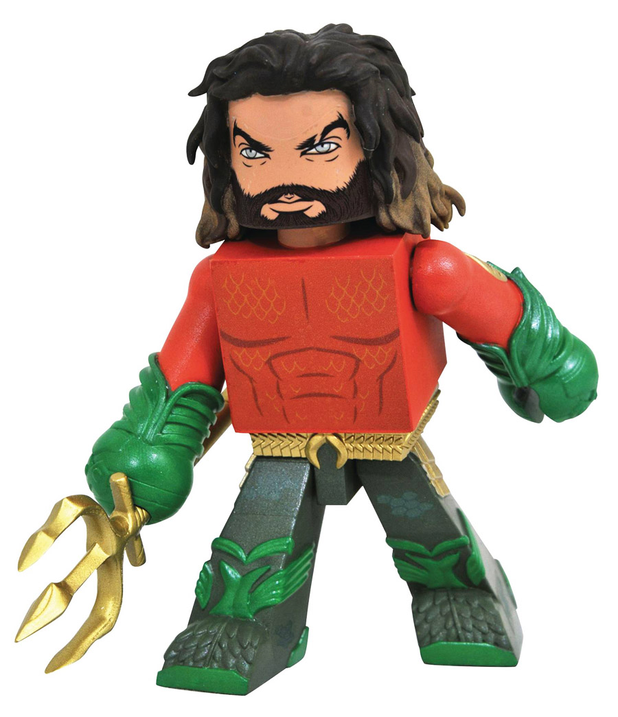 Aquaman Movie DC Vinimate Vinyl Figure