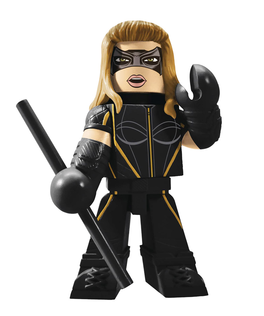 Black Canary Arrow CW Vinimate Vinyl Figure