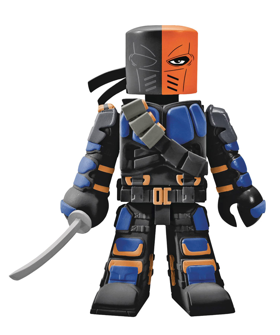 Deathstroke Arrow CW Vinimate Vinyl Figure
