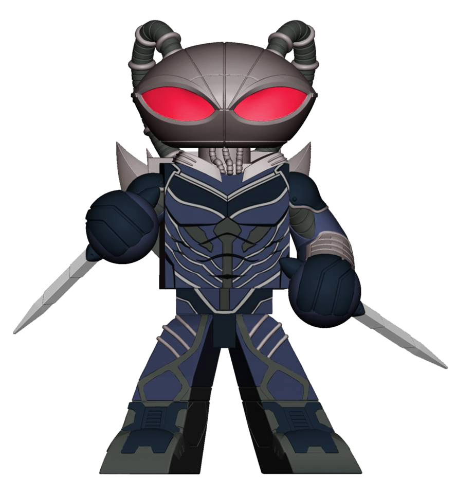 Black Manta Injustice DC Comics Vinimate Vinyl Figure