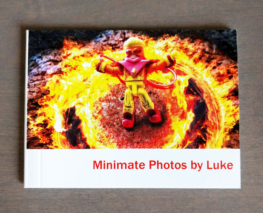 Mini-Book: Minimate Photos by Luke
