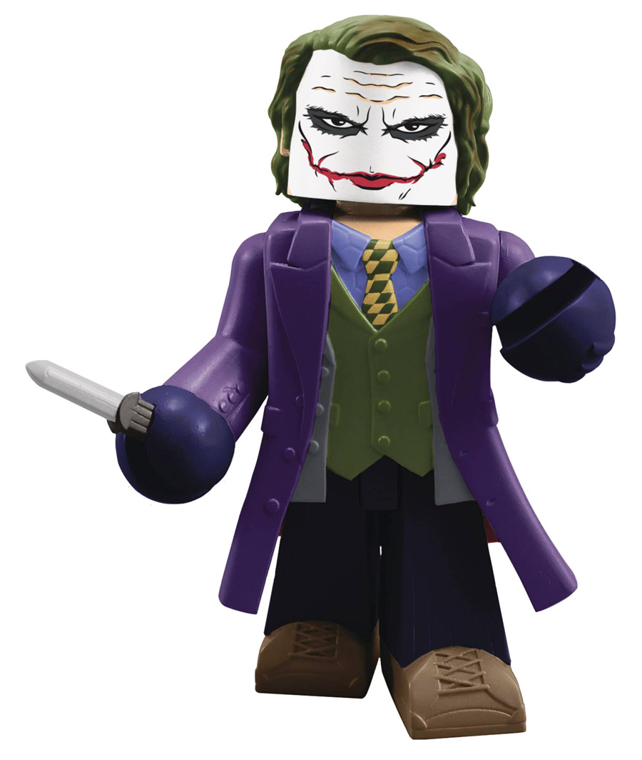 Joker The Dark Knight Rises Movie Vinimate Vinyl Figure