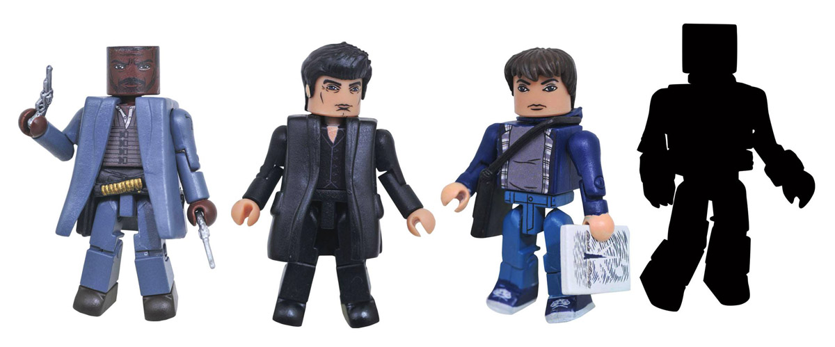 The Dark Tower Minimates Series 1 Box Set