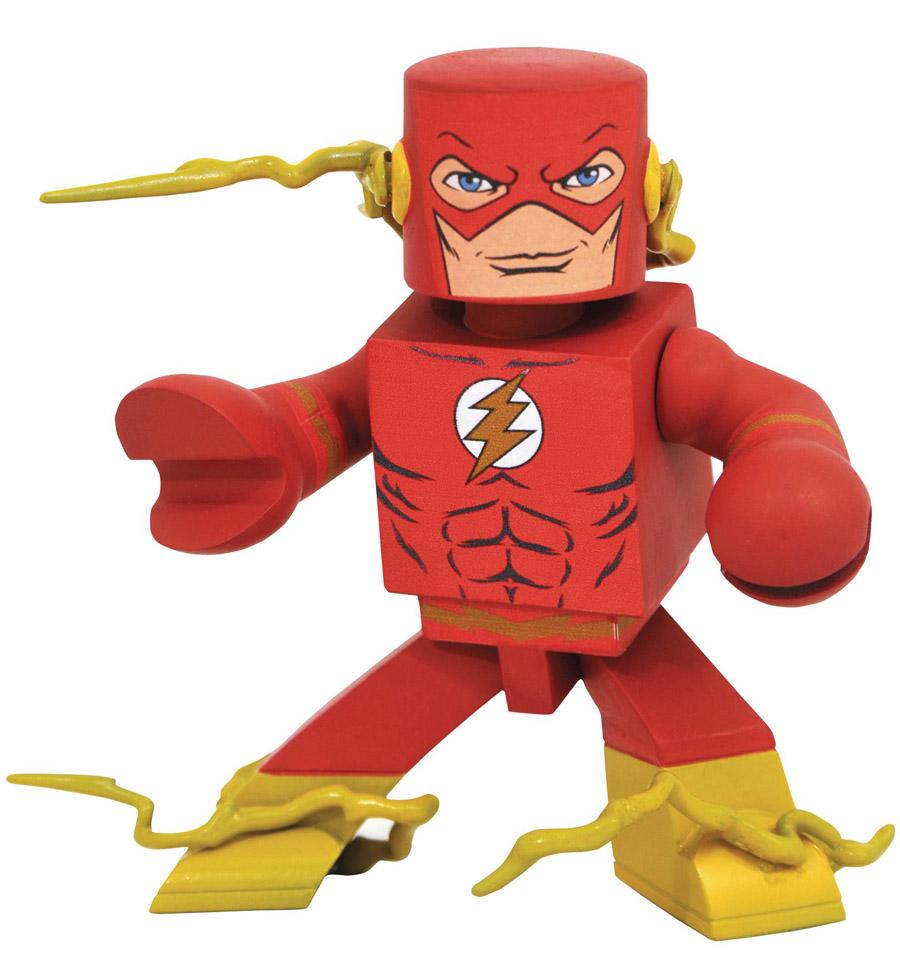The Flash DC Comics Vinimate Vinyl Figure