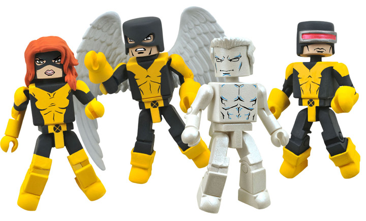 X-Men First Class Marvel Minimates Box Set