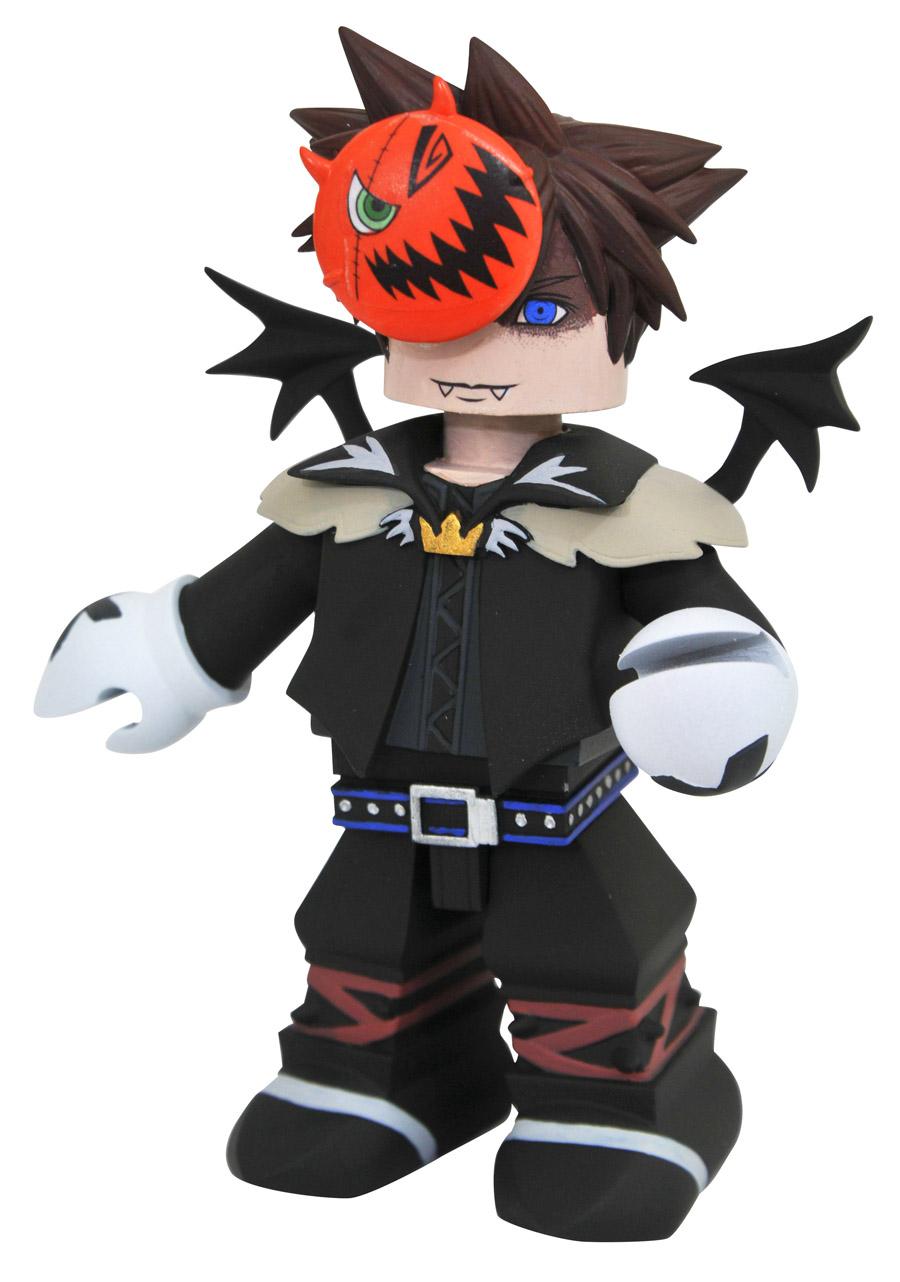 Halloween Town Sora Kingdom Hearts Vinimate Vinyl Figure