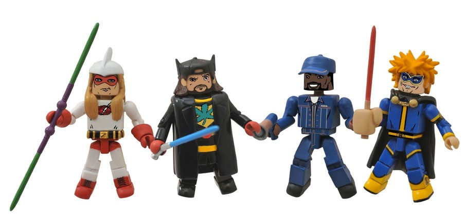 Jay & Silent Bob Strike Back Minimates Series 1 Box Set
