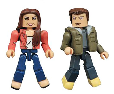 Peter Parker & May Parker Minimates