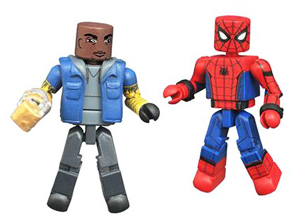 Spider-Man & Shocker Minimates