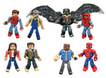 Marvel Minimates Series 73: Spider-Man Homecoming