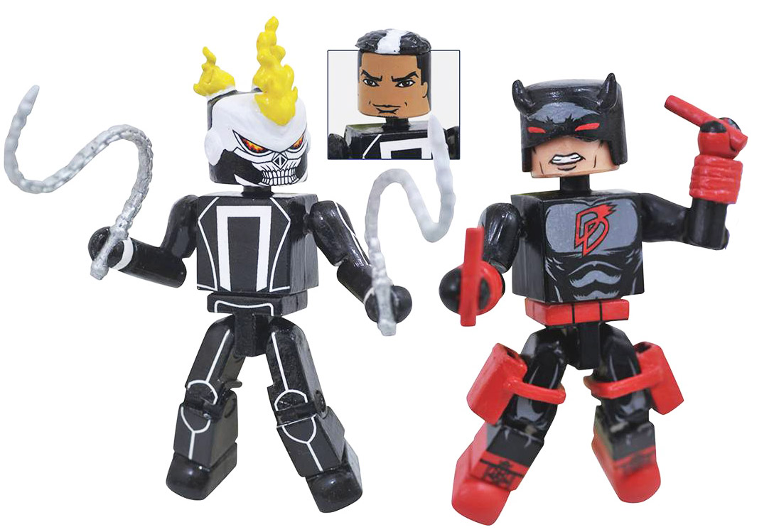 Daredevil & Ghost Rider Minimates