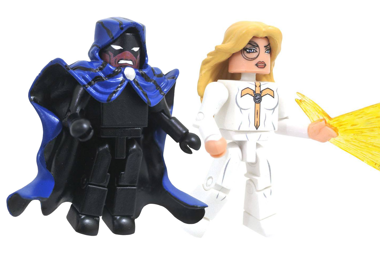 Cloak & Dagger Maximum Carnage Marvel Minimates