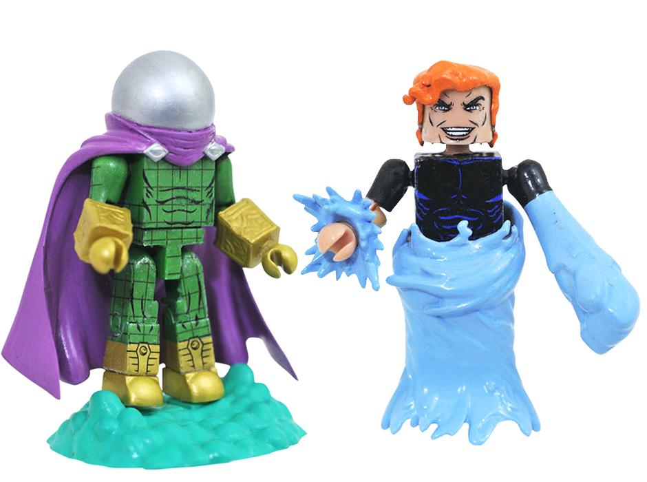Mysterio & Hydro-Man Minimates