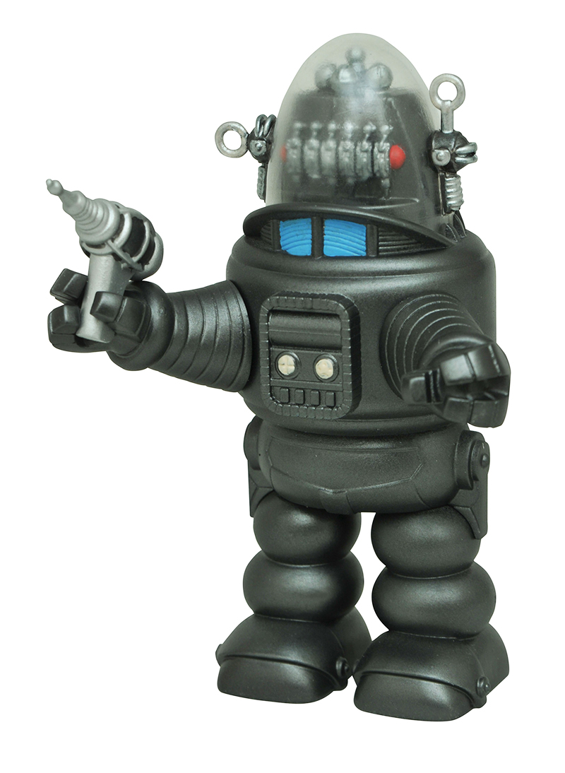 SDCC Exclusive Robby the Robot with Blaster Vinimate Vinyl Figure