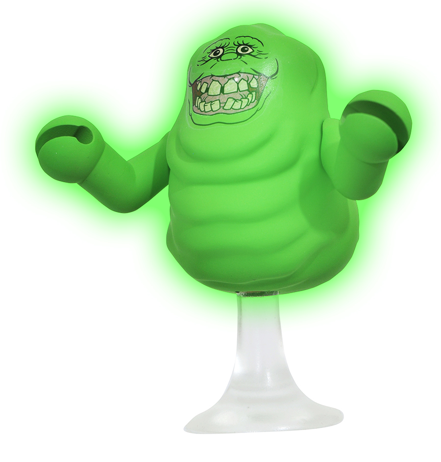 SDCC Exclusive Glow in the Dark Slimer Ghostbusters Vinimate Vinyl Figure