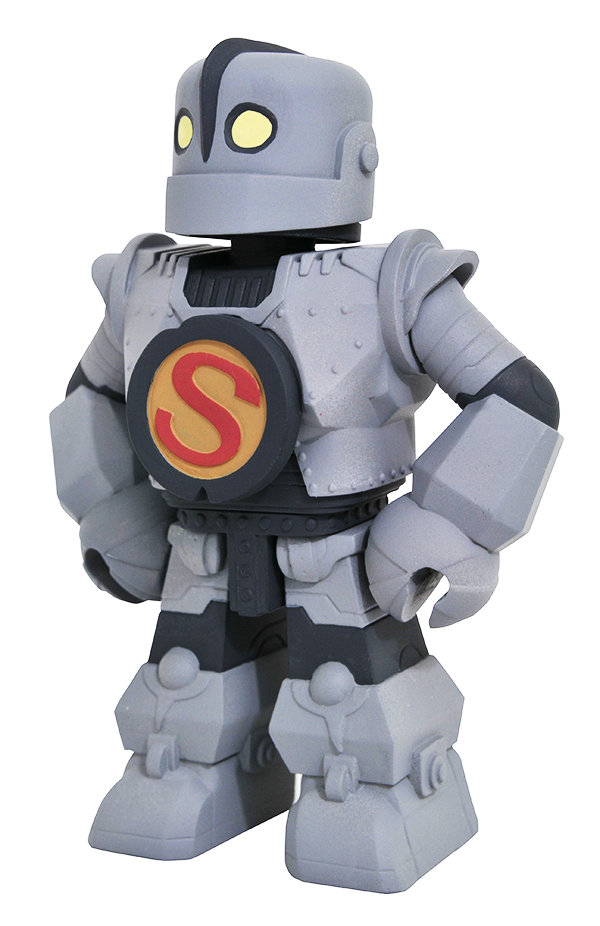 SDCC Exclusive Iron Giant Variant Vinimate Vinyl Figure