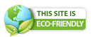 Learn about how our store is environmentally friendly!