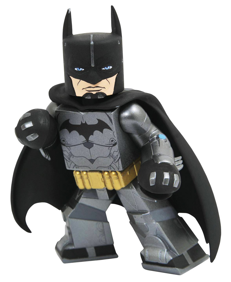 Arkham Asylum Armored Batman DC Vinimate Vinyl Figure