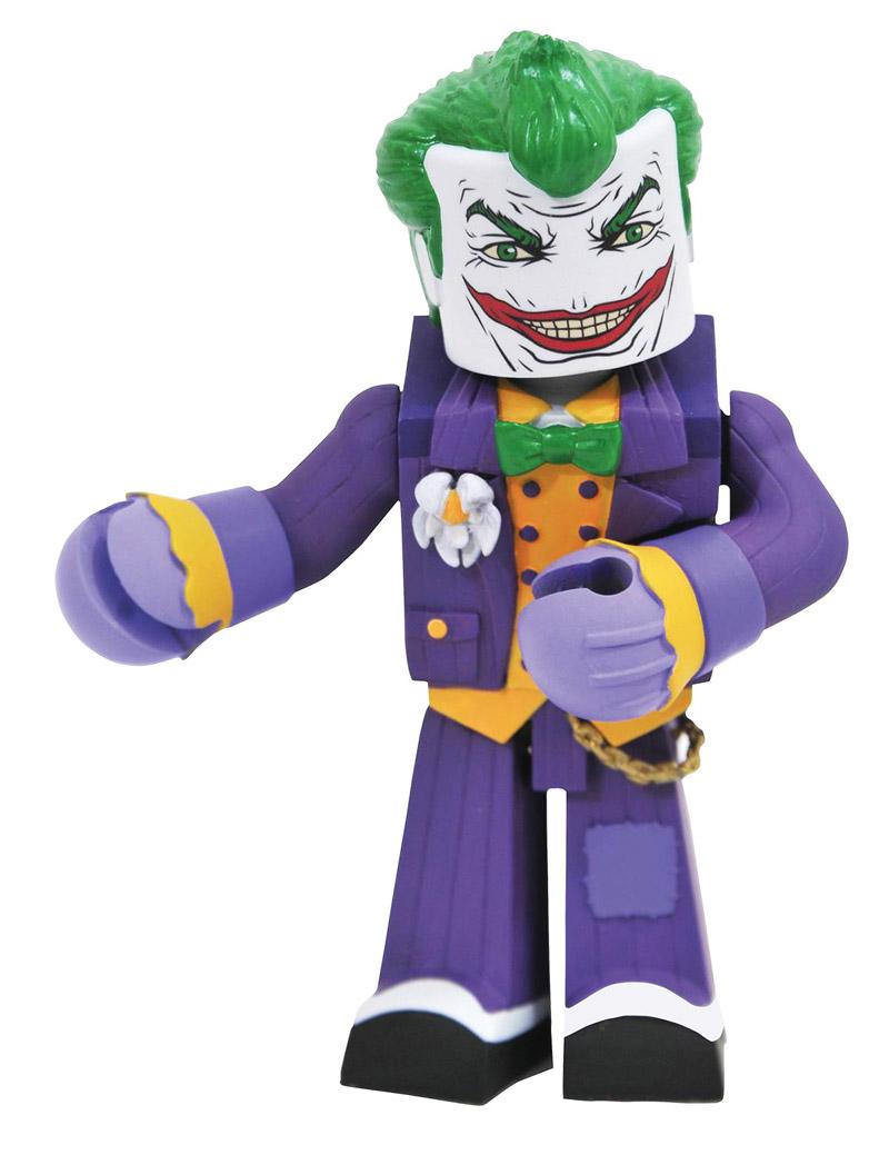 Arkham Asylum The Joker DC Vinimate Vinyl Figure