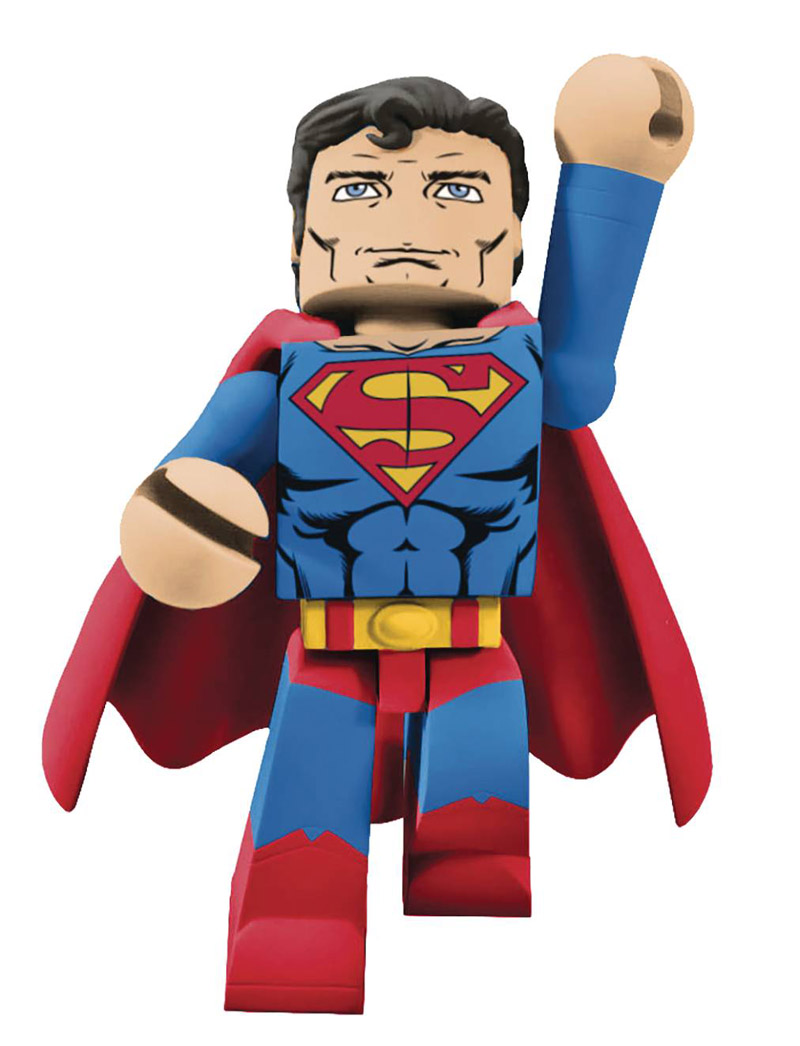 Superman (Comic) DC Vinimate Vinyl Figure