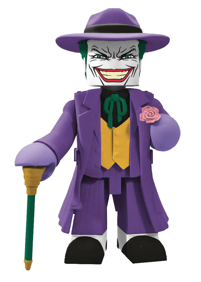 The Joker (Comic) DC Vinimate Vinyl Figure