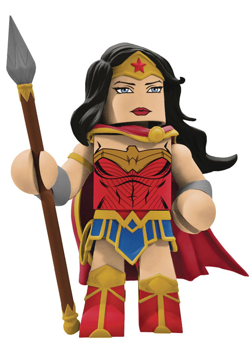 Wonder Woman (Comic) DC Vinimate Vinyl Figure