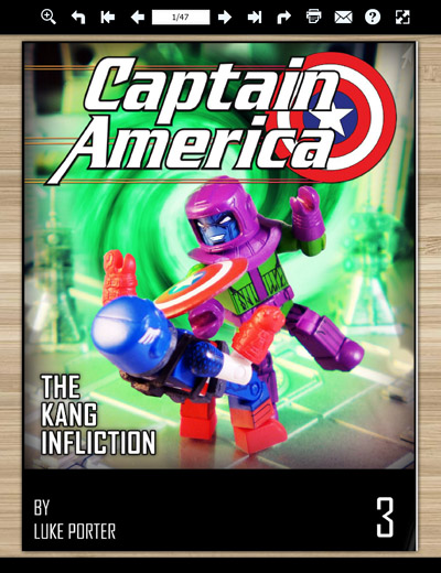 Captain America The Kang Infliction 2