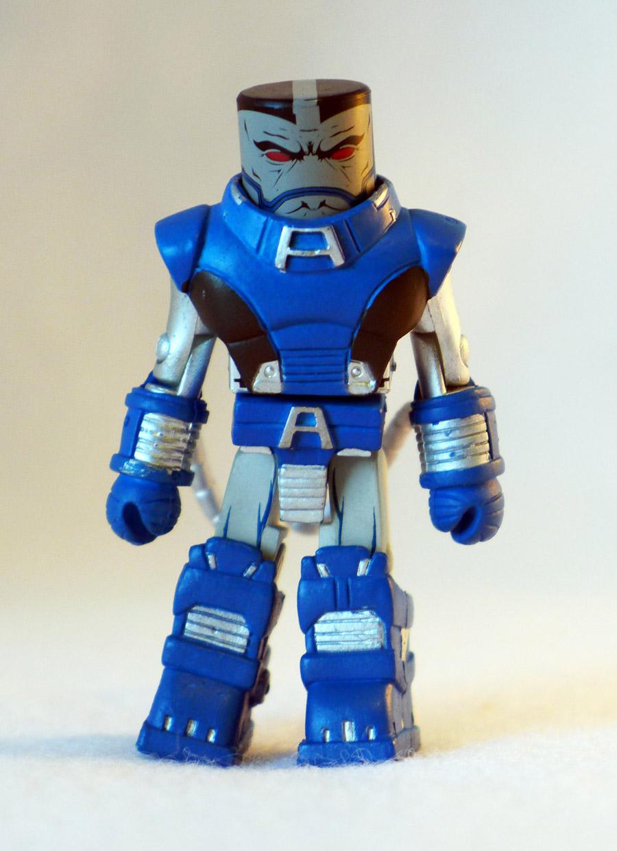 Apocalypse Alt Costume #1 Custom Minimate