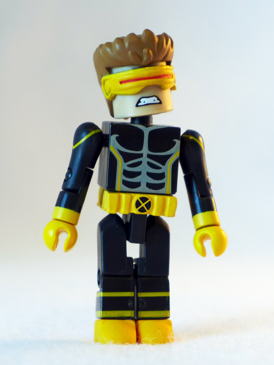 Cyclops Alt Costume #1 Custom Minimate