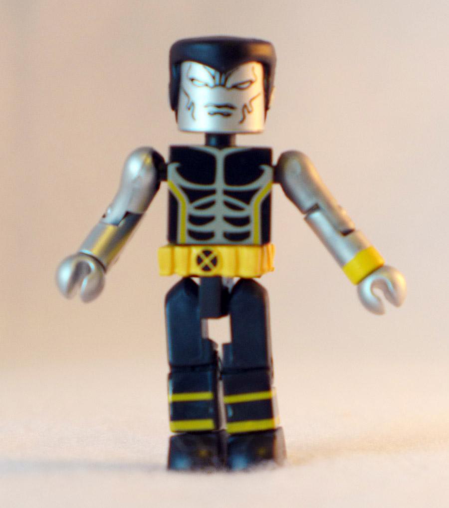Colossus Alt Costume #1 Custom Minimate
