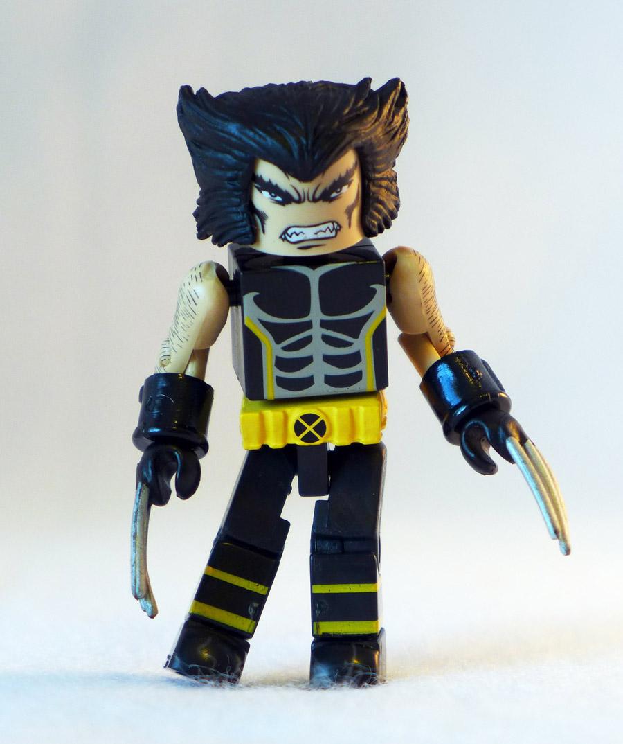 Wolverine Alt Costume #1 Custom Minimate