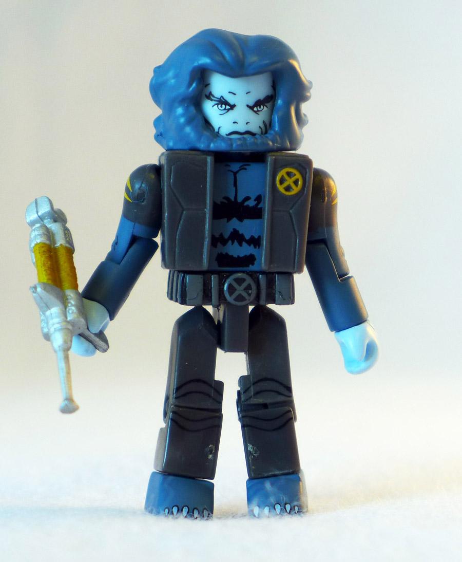 Mutant Cure Beast Custom Minimate