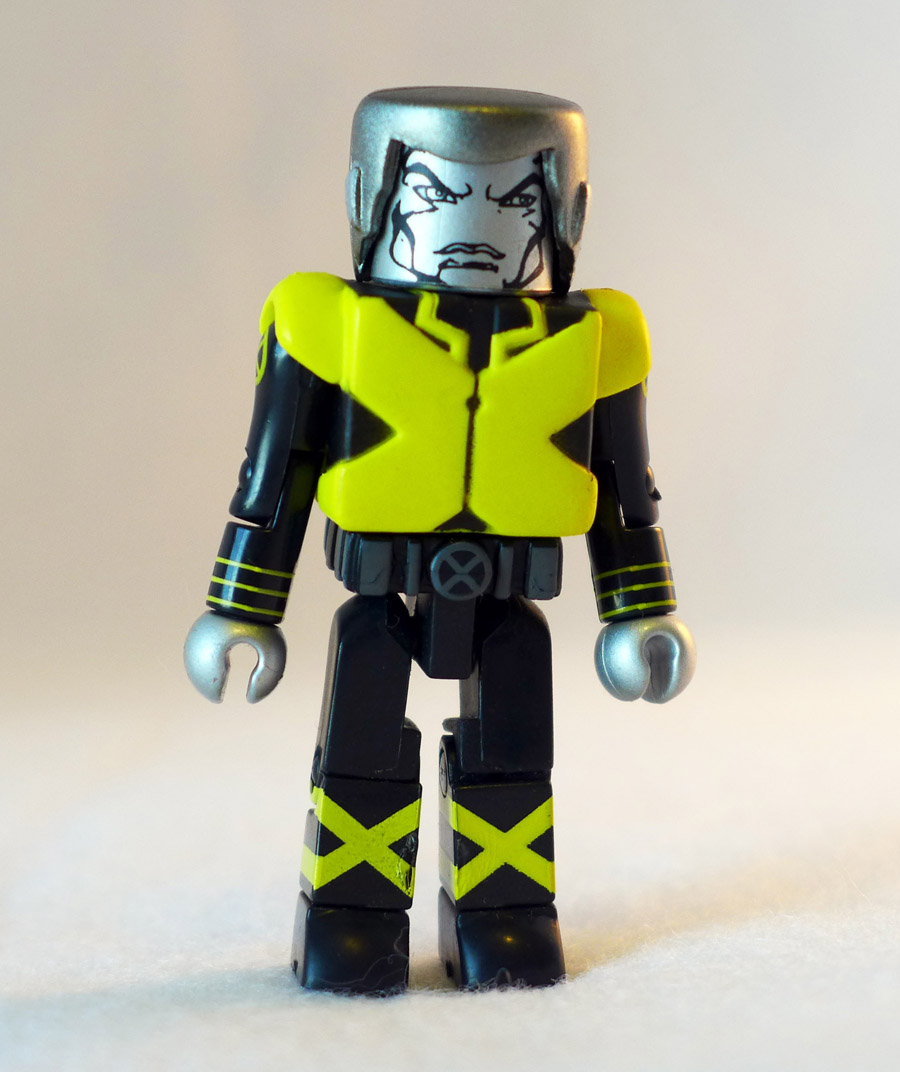 New X-Men Colossus Custom Minimate