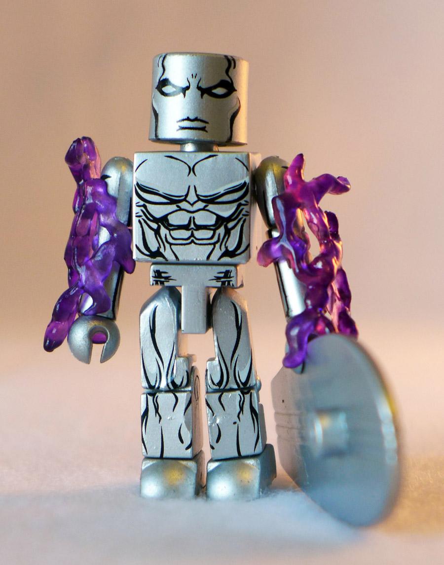 Silver Surfer (TRU) Loose Minimate