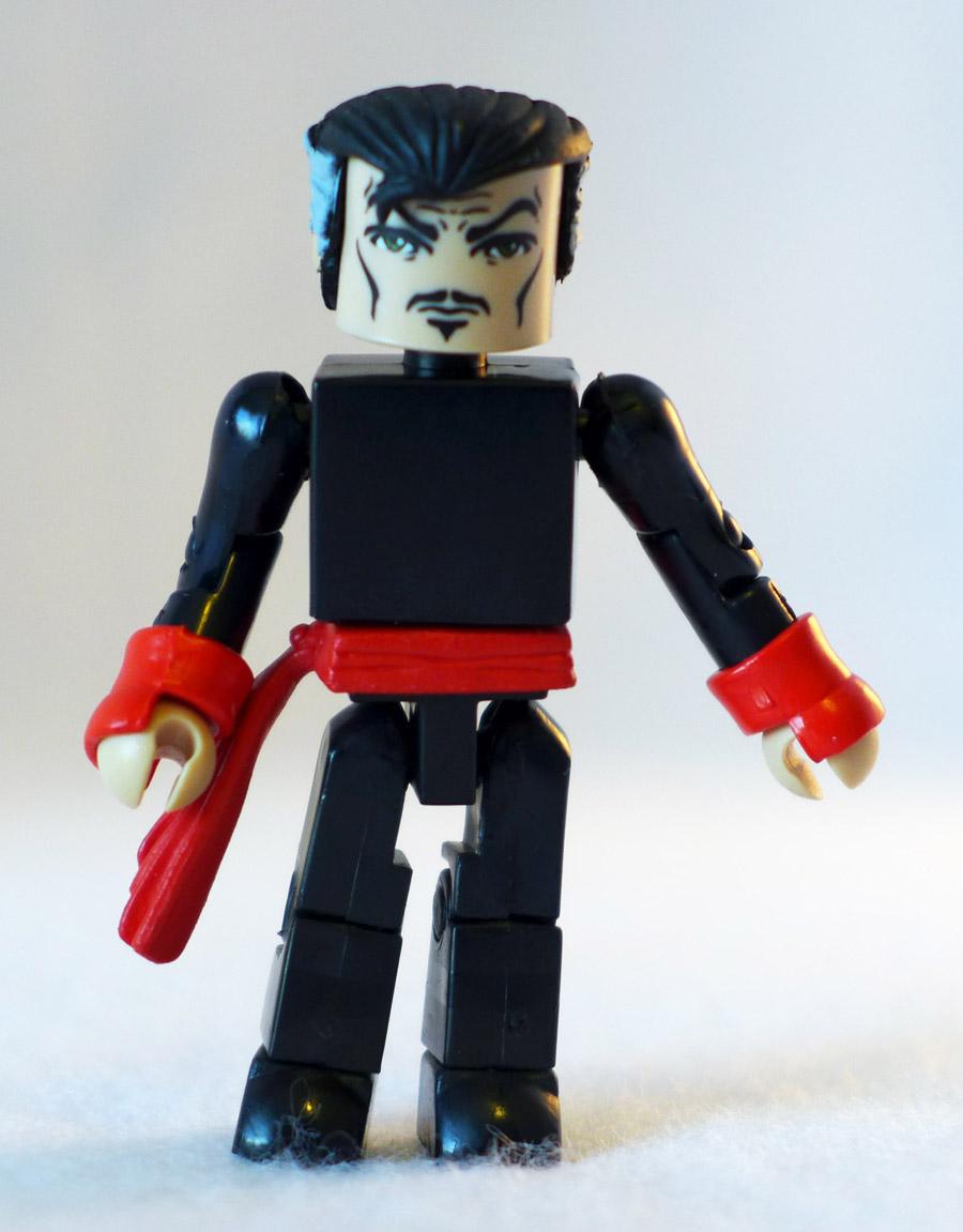 Modern Doctor Strange Custom Minimate