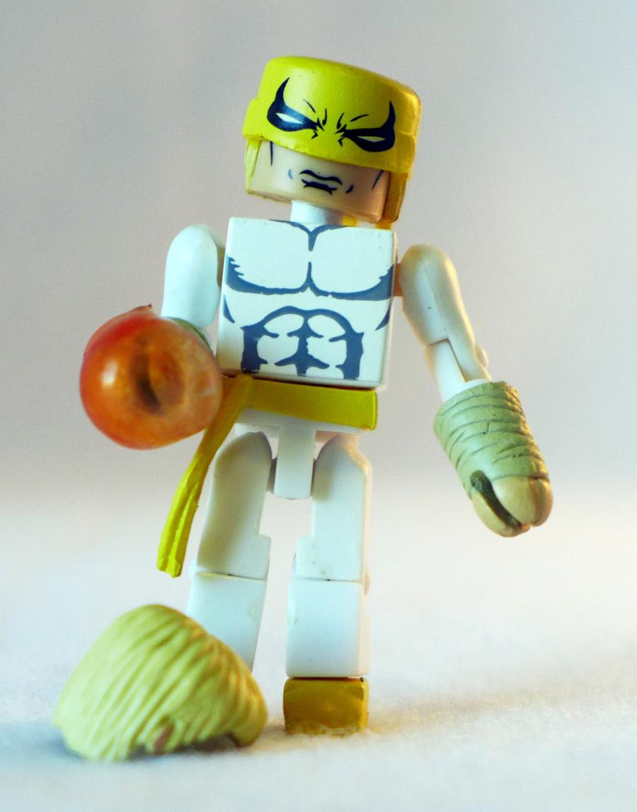 Iron Fist (White Costume) Custom Minimate