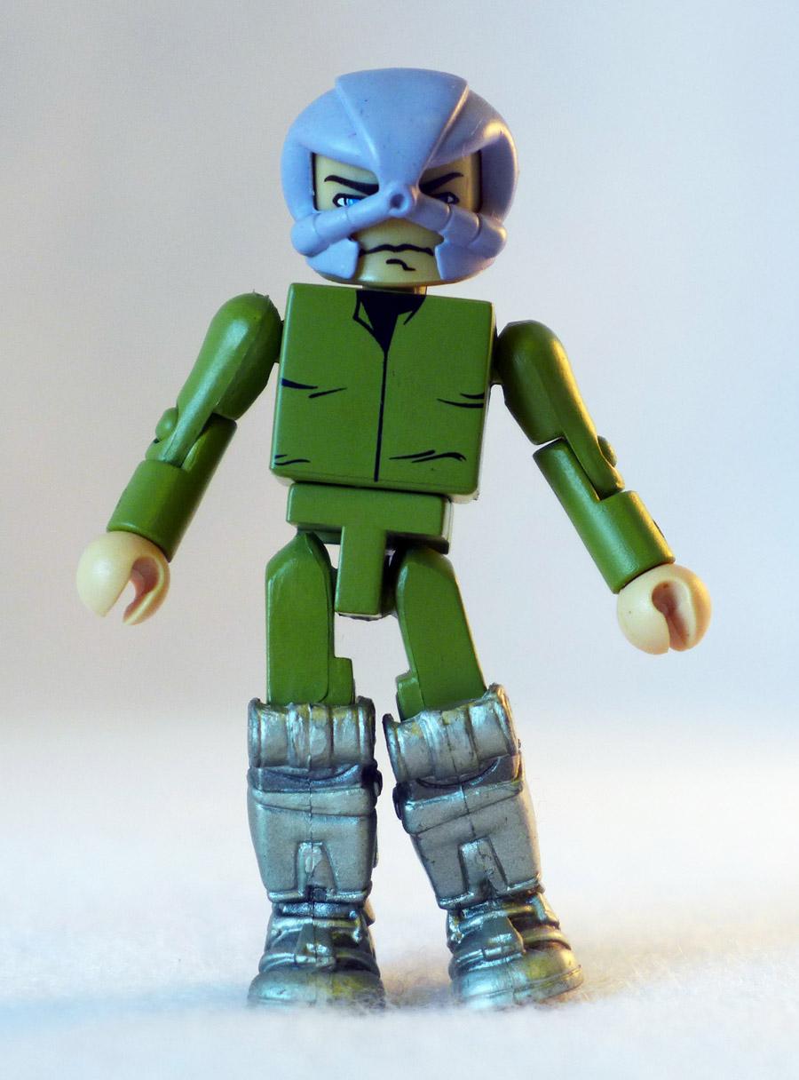 Professor X Alt Costume #1 Custom Minimate