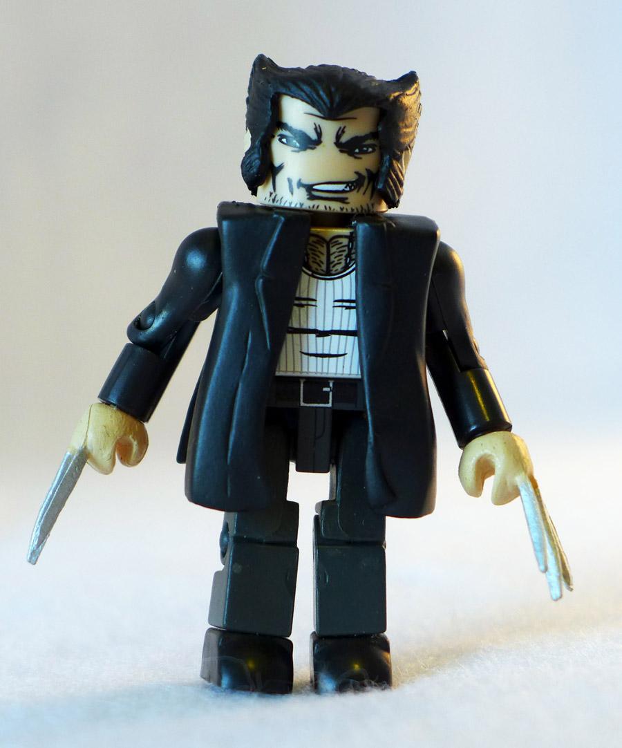 Wolverine Alt Costume #2 Custom Minimate