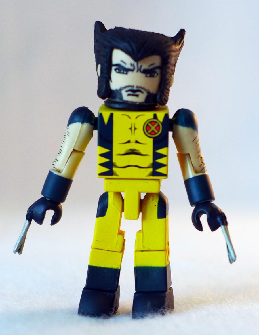 Wolverine Alt Costume #3 Custom Minimate