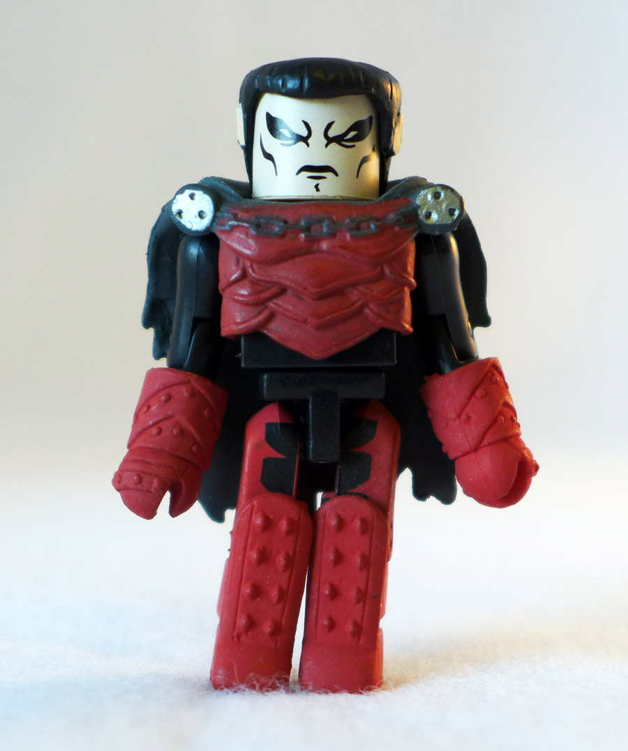 Dracula (Marvel) Alt Costume #1 Custom Minimate
