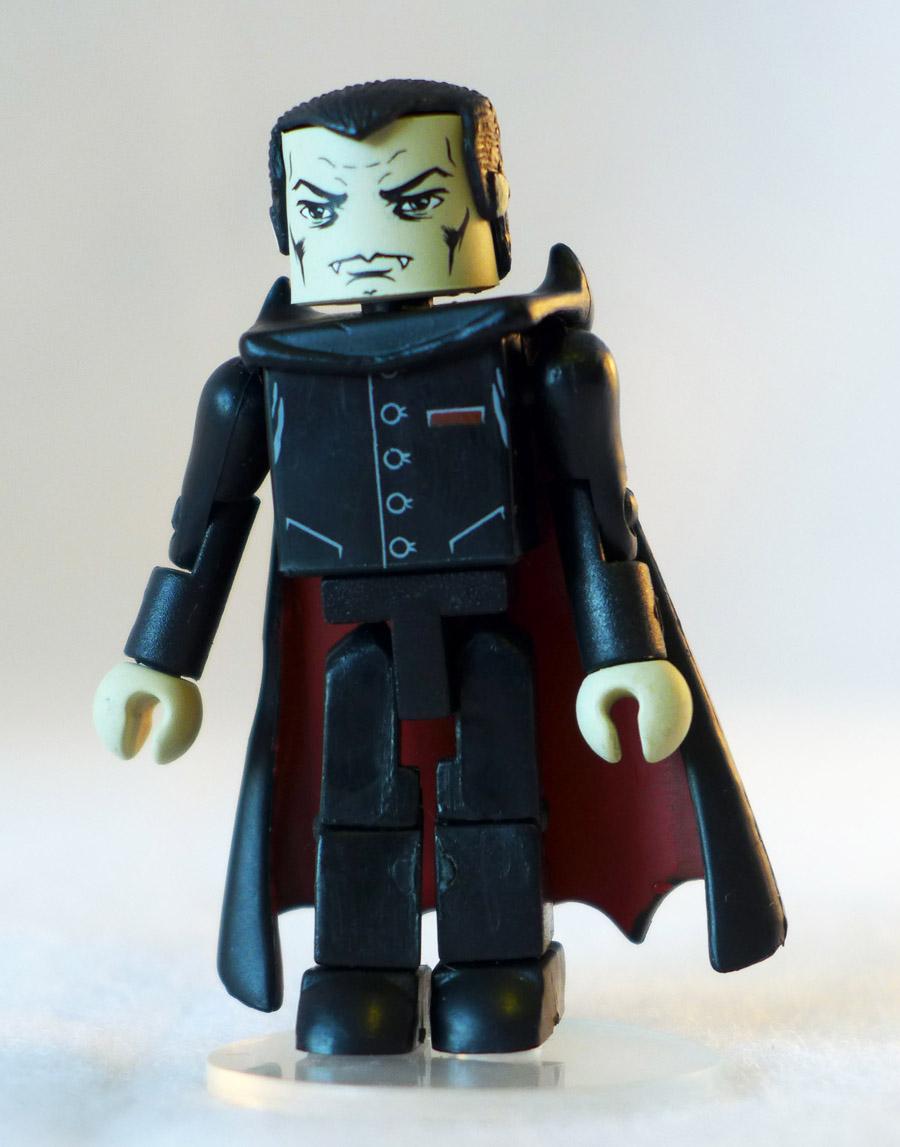 Dracula (Marvel) Alt Costume #2 Custom Minimate