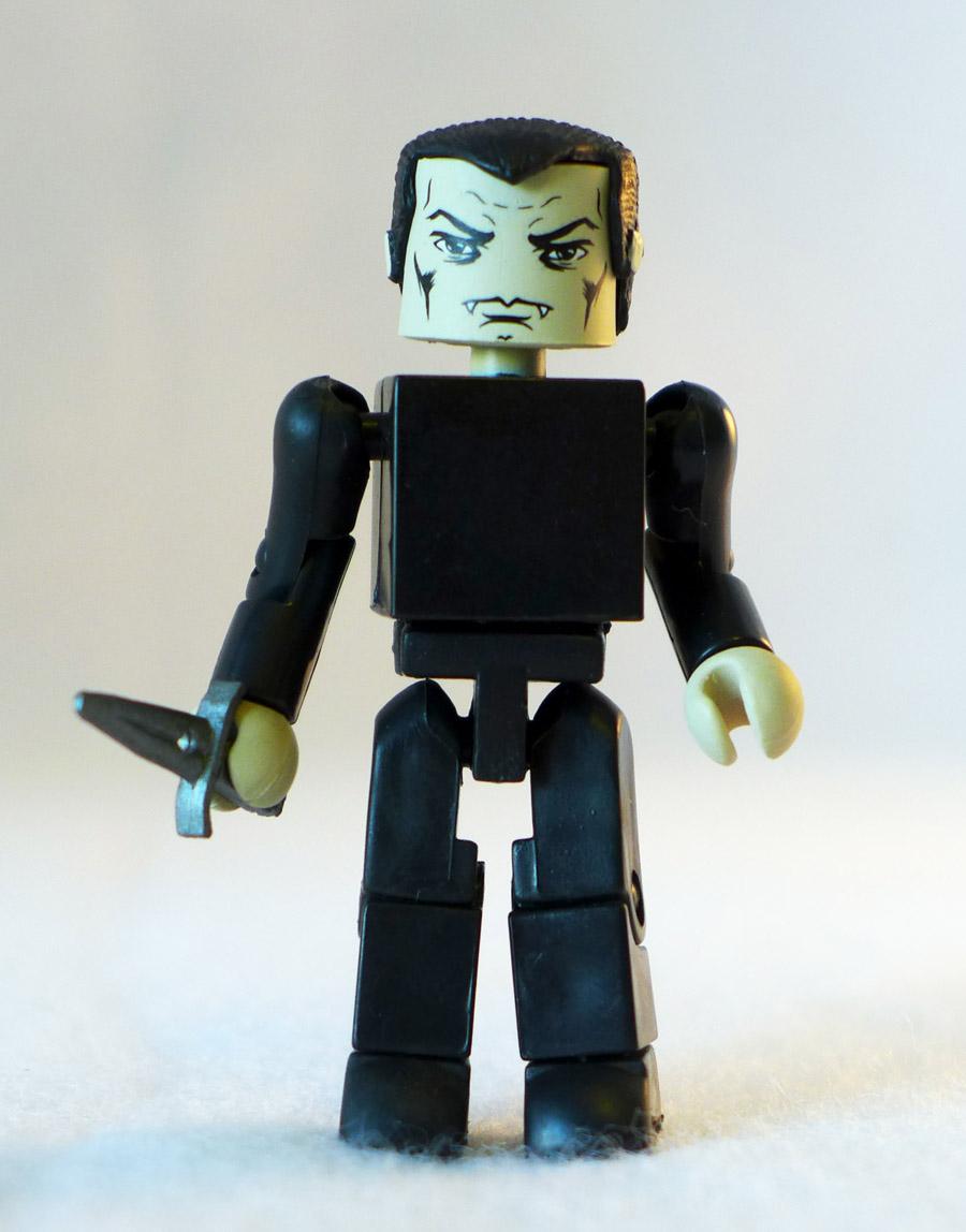 Dracula (Marvel) Alt Costume #4 Custom Minimate