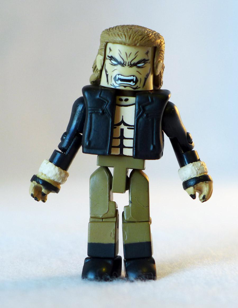 Vampire Soldier #2 Custom Minimate