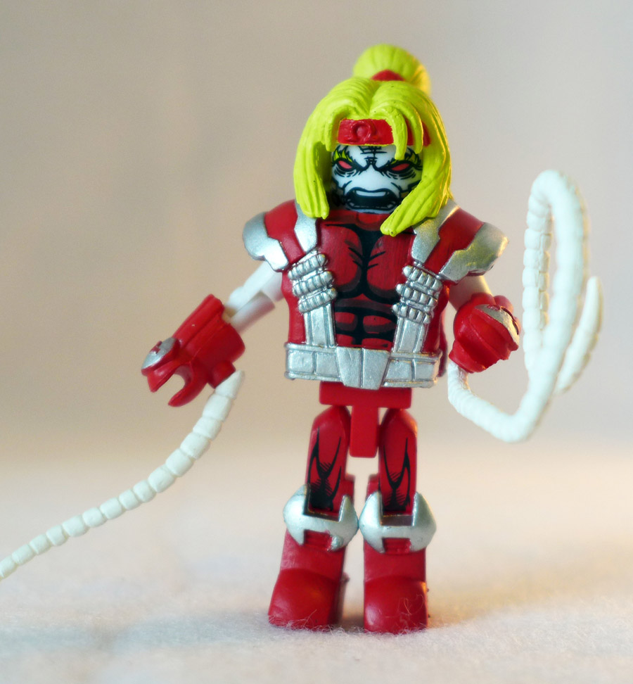 Omega Red Loose Minimate