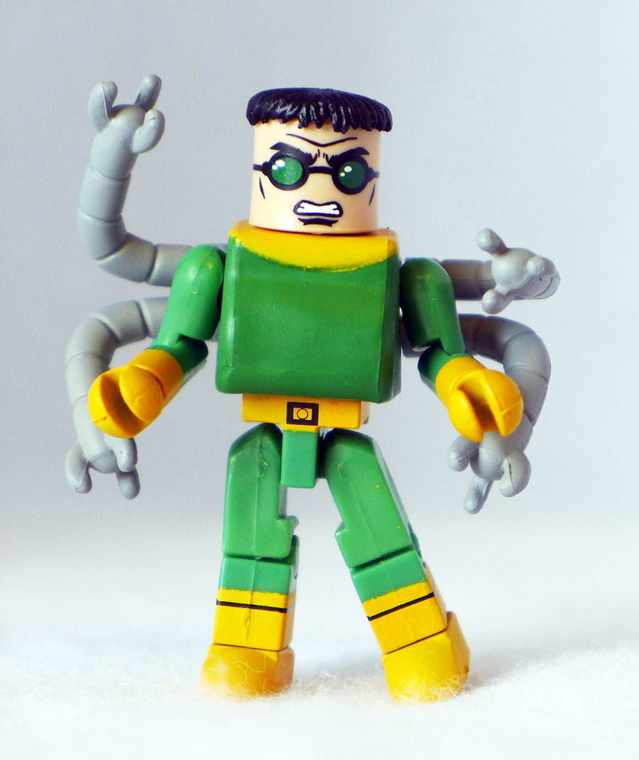 First Appearance Doc Ock Custom Minimate
