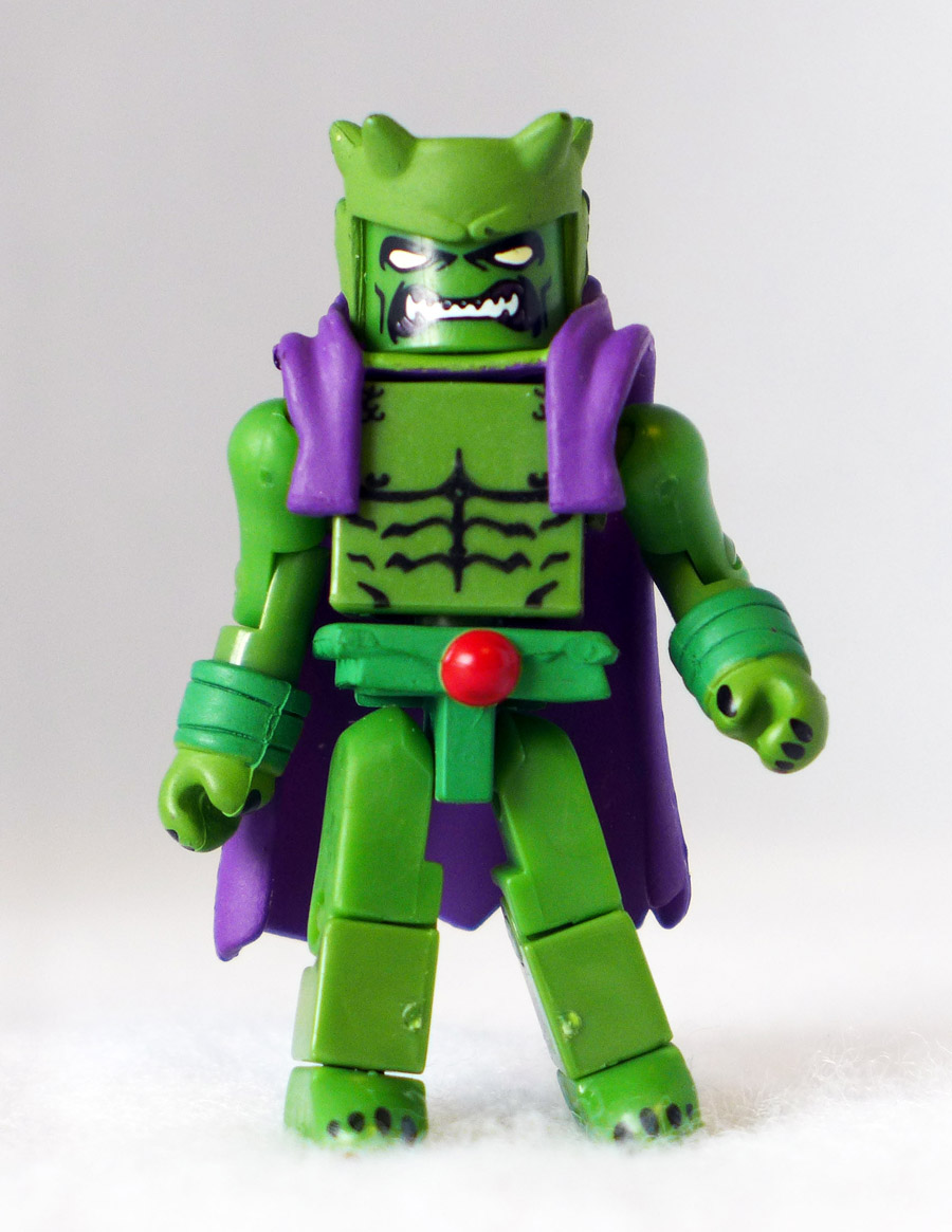 Ultimate Green Goblin Loose Minimate