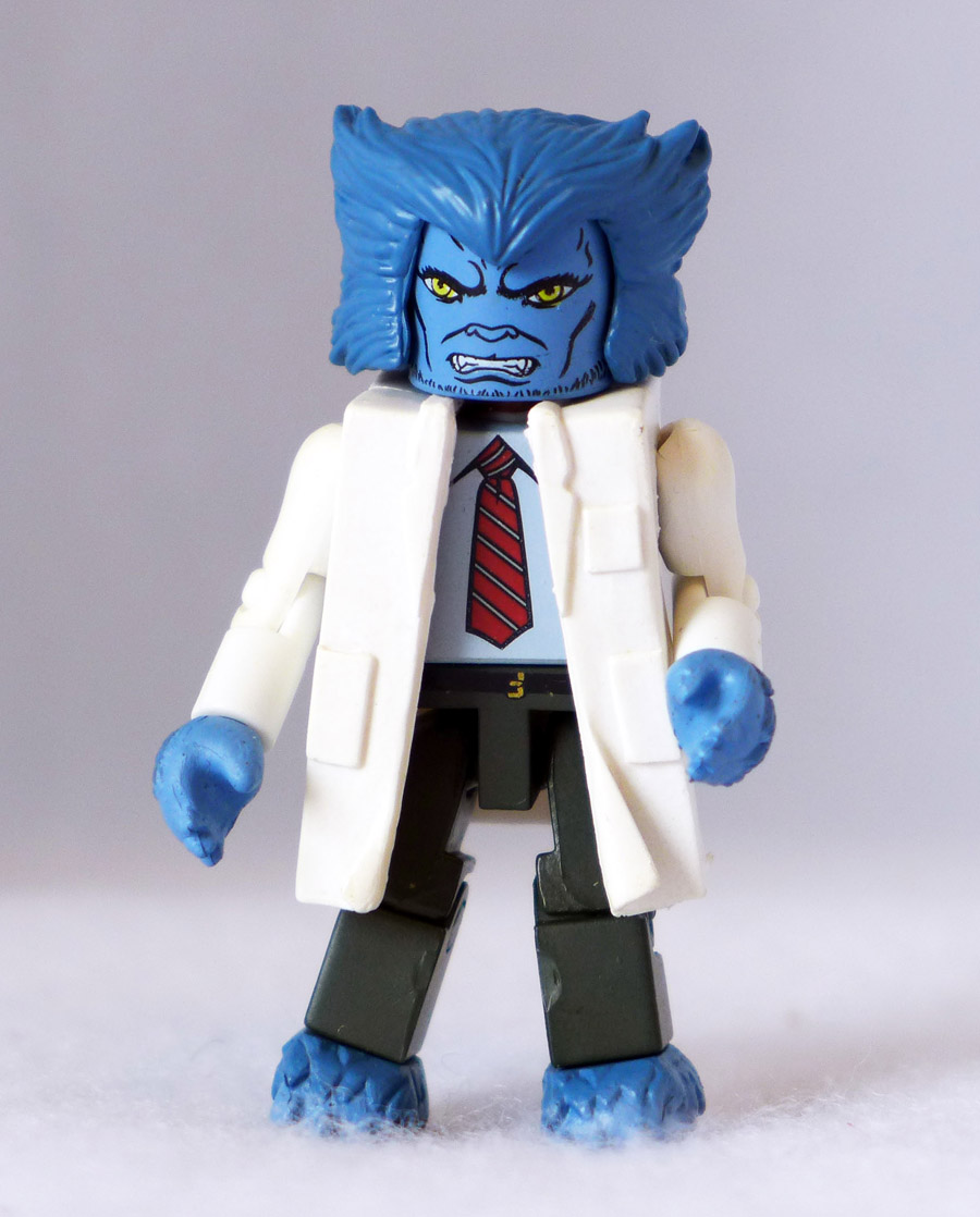 Lab Coat Beast Custom Minimate