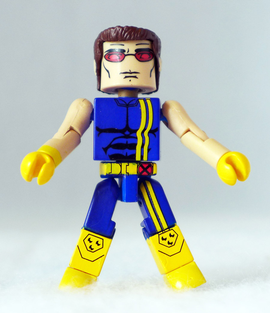 Cyclops Alt Costume #3 Custom Minimate