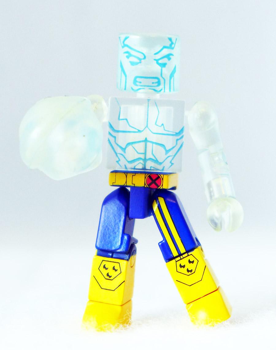 Iceman Alt Costume #1 Custom Minimate