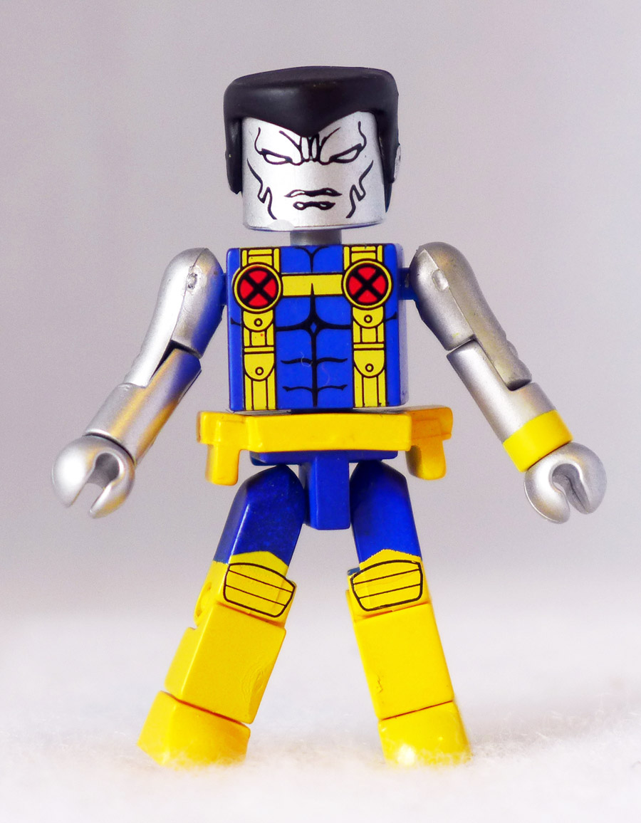 Colossus Alt Costume #2 Custom Minimate